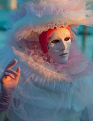Maschera di carnevale 3125