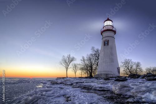Marblehead Lighthouse Sunrise - 78331249