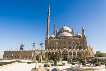 Mosque of Muhammad Ali, Saladin Citadel of Cairo (Egypt)