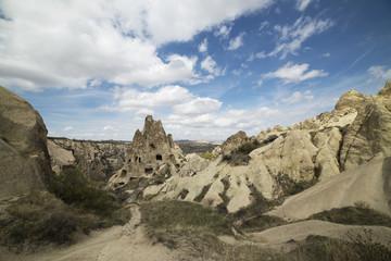 Cappadocia mountain