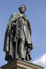 Denkmal Paul Friedrich in Schwerin