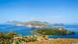 Leinwanddruck Bild - Aeolian Islands