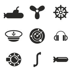 Submarine Icons