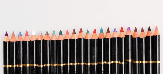 Cosmetics pencils