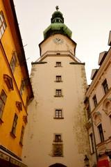 Братислава, Городские часы