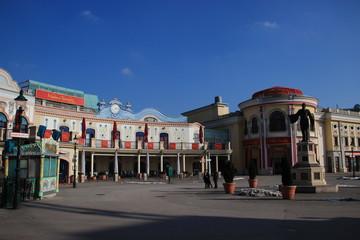 Vienna / prater district /Madame Tussaud's museum