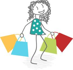 Faire les magasins