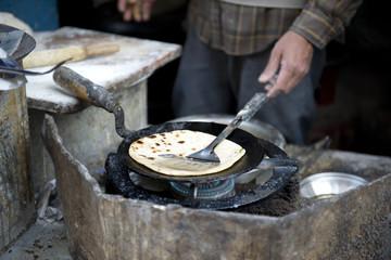 Nepalese chapati