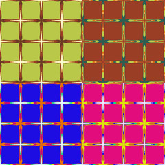 Set of backgrounds rectangles