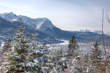 Garmisch mit Zugspitze