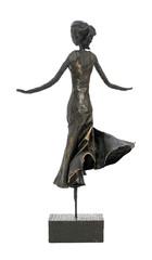 Woman Dancer Statue
