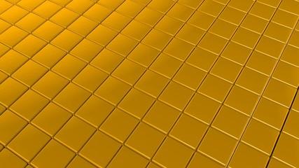 Welle gelb
