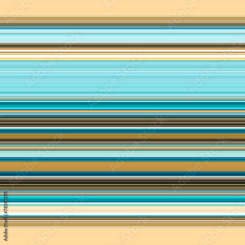 canvas print picture Striped pattern. Abstract lines design. Digital paper background