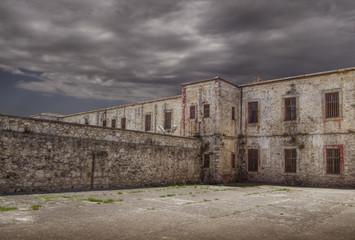 Aboandoned Old Building