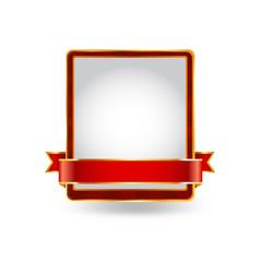 Decorative vector frame.