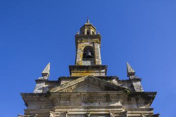 Campanario de la Iglesia de Carnota