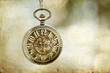 Close up on vintage pocket watch - 78347012