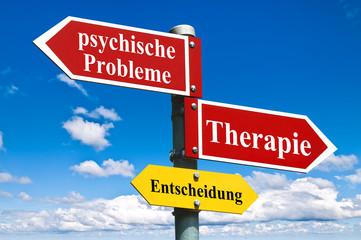 psychische Probleme oder Therapie dagegen ?