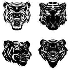 Tattoo Symbol Of Tiger