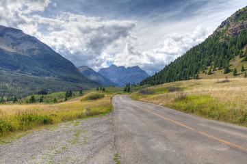 Canada-Waterton-Glacier National Park