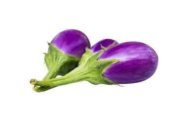 Purple Thai eggplant