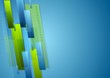 Bright corporate technology background