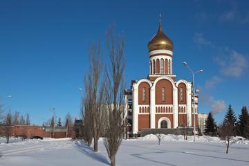 Храм Дмитрия Донского, Нижний Тагил.