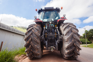 Tractor Farming Agriculture