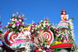 Leinwandbild Motiv Carnaval Nice