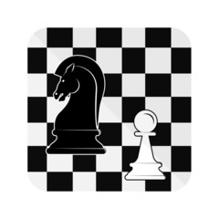 Icono ajedrez