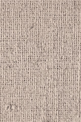 Artist Jute Raw Unsanded Canvas Single Primed Coarse Grunge Text