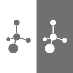 Icono molécula BN