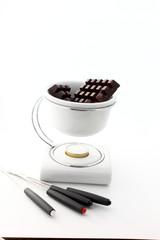 Régal au chocolat