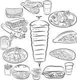 Doner Kebab - 78365086