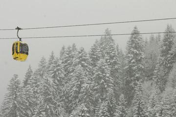 Bergbahn, Seilbahn