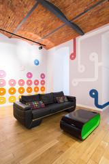 Stylish and designed apartment