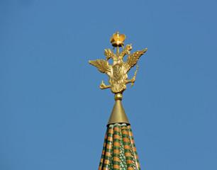 Москва. Кремль. Башня над Воскресенскми (Иверскими) воротами;
