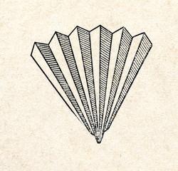 Folded filter