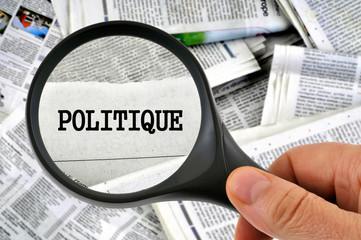 La politique étudiée à la loupe