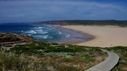 Atlantik Strand Carrapateira vid 09
