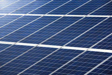 Photovoltaic panel for power generation texture or pattern
