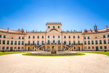 Schloss Esterhazy, Fertod