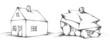 Bruchbude oder Haus