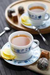 успокаивающий травяной чай