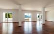 Interior, empty apartment