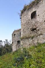 Язловецкий замок XIV–XVII столетие