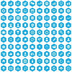 100 startup icons.