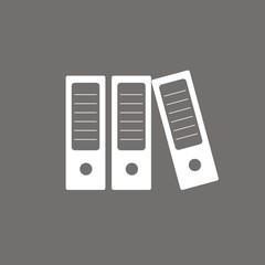 Icono archivadores informal FO