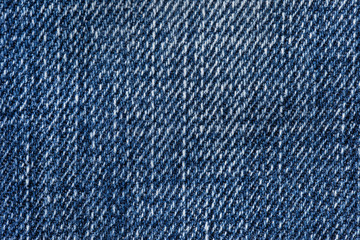 Jeans background and texture