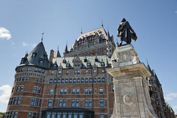Quebec city castle